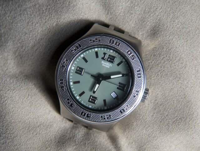 Orologio swatch irony