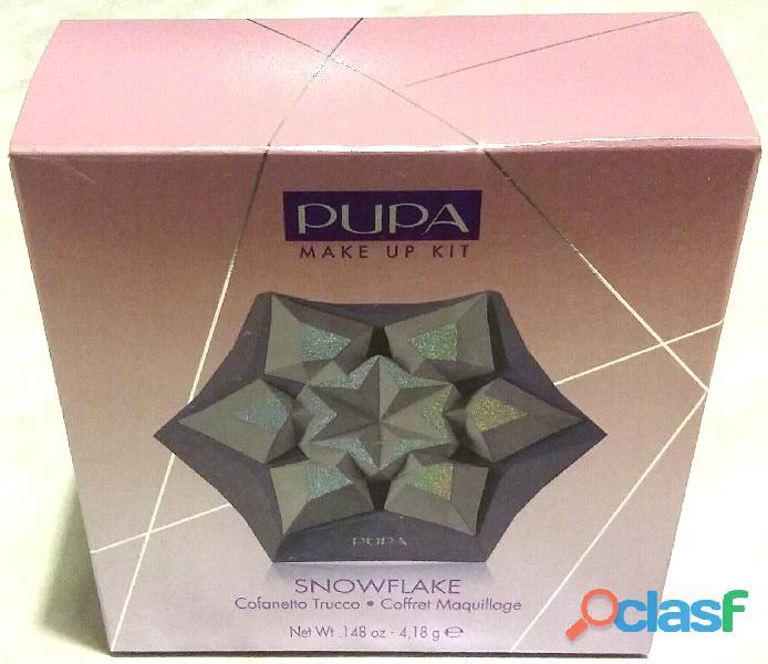 PUPA SNOWFLAKE COFANETTO TRUCCO   Trousse / Make Up Kit Nuovo