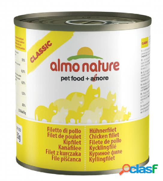 Almo nature gr 280 filetto di pollo