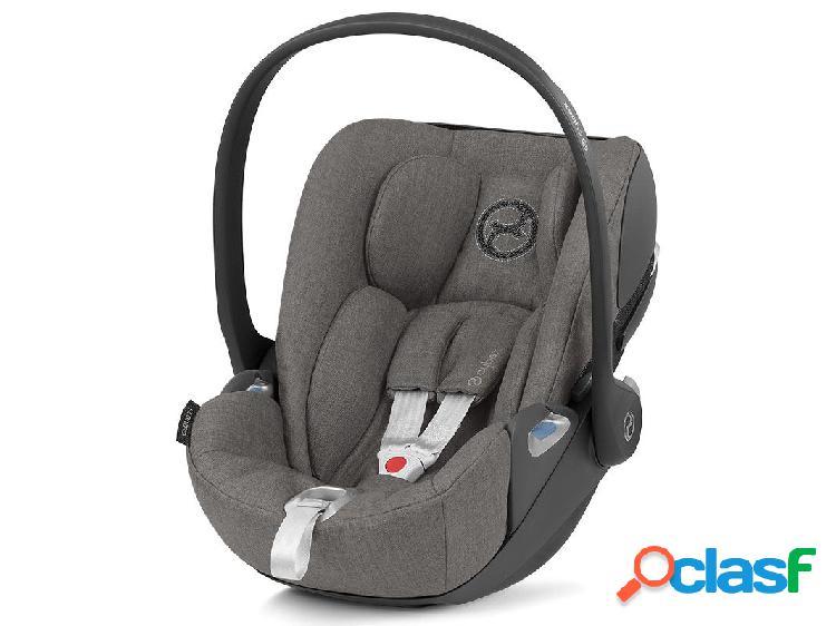 Seggiolino auto cybex cloud z i size plus platinum inclusa sensorsafe soho grey/mid grey