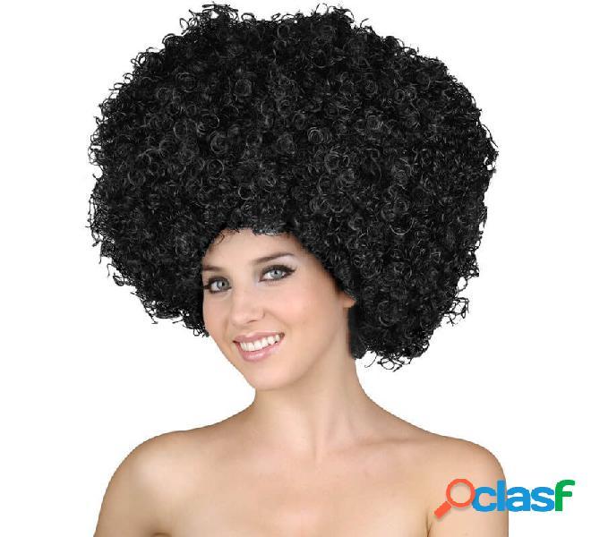 Parrucca super afro black