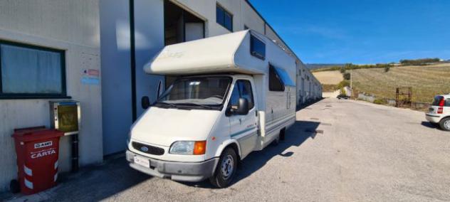 Ford transit camper elnagh marlin 2 5 posti rif. 14115960