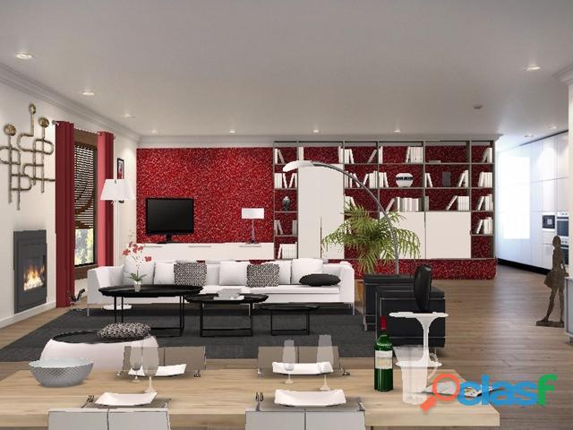 appartamento completamente ristrutturato 2 camere e 2 bagni