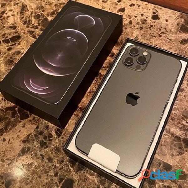 Apple iPhone 12 Pro 128GB = 600 EUR, iPhone 12 64GB = 480 EUR, iPhone 12 Pro Max 128GB = 650 EURO 1