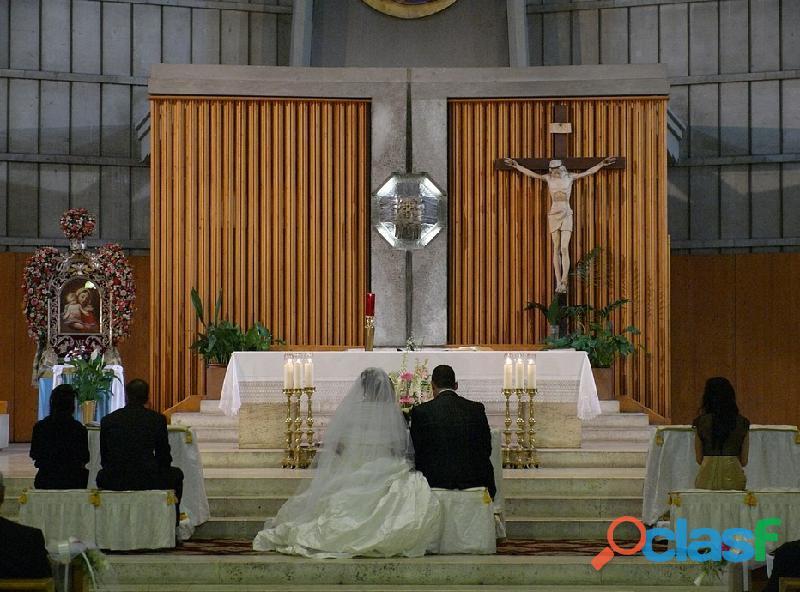 Organista per musica matrimonio a