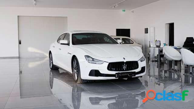 Maserati ghibli diesel in vendita a oristano (oristano)