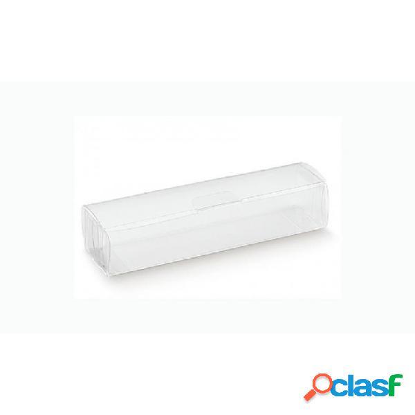 100 x scatola portaconfetti in plastica 12390 9 x 3 x 2 cm