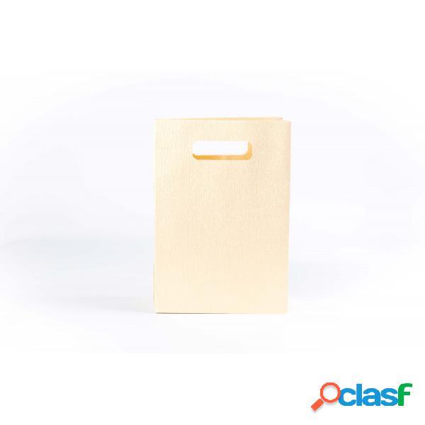 10 x buste rigide oro dorate regalo 16 x 8 x 23 h cm
