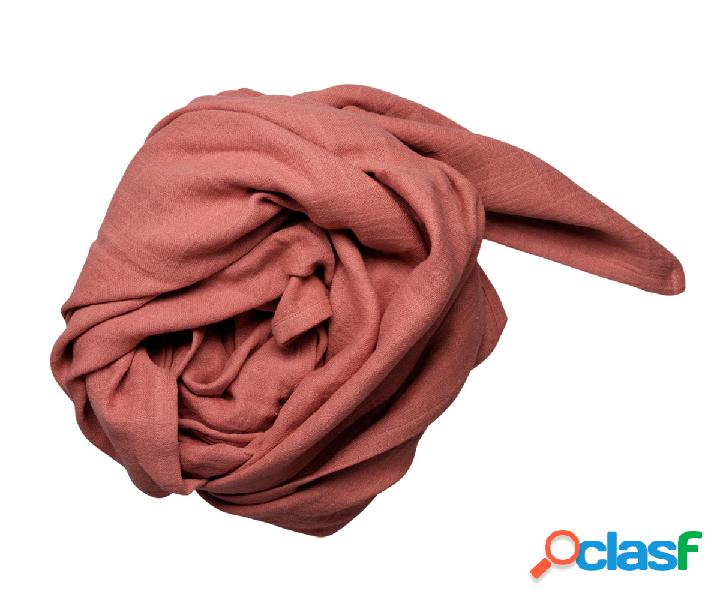 Mussolina swaddle clay