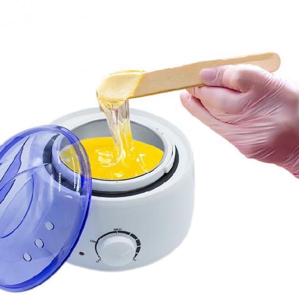 Fornello scalda cera con termostato elettrico 100W per