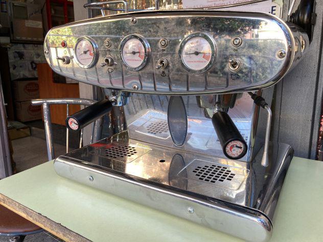 Macchina caffè illy x2