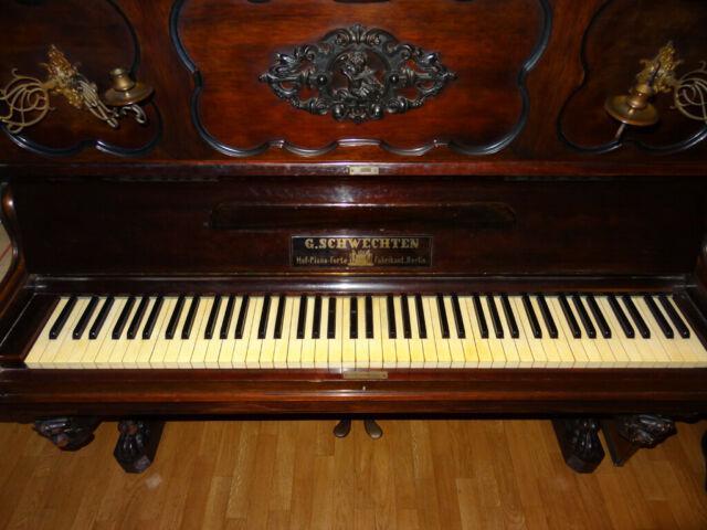 Pianoforte verticale schwechten