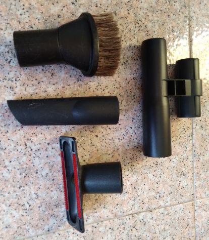 Set spazzole e accessori x aspirapolvere philips