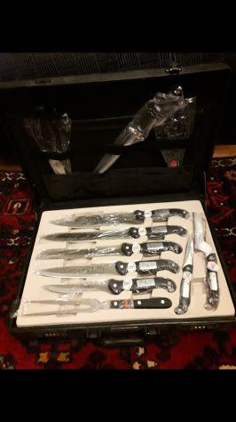 Valigetta 25 coltelli royal solingen