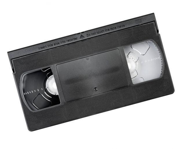 Cerco vecchie videocassette VHS registrate dalla TV