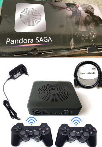 Console pandora box 3d nuova con dentro 3000 giochi mame fba