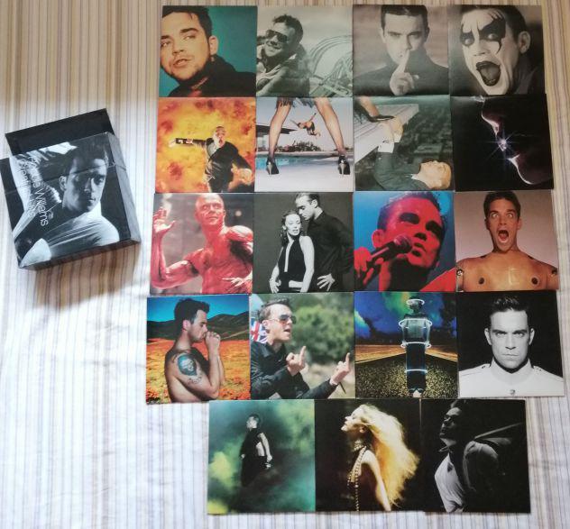 "Greatest Hits"" Box Set 19 cd - Robbie Williams"