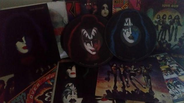 KISS - 18 LP ALBUM Originali