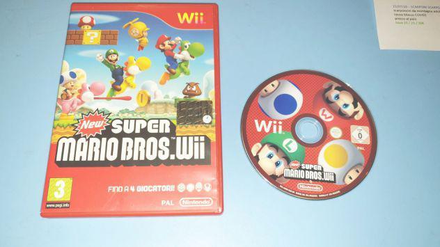 Nintendo wii – pacchetto giochi