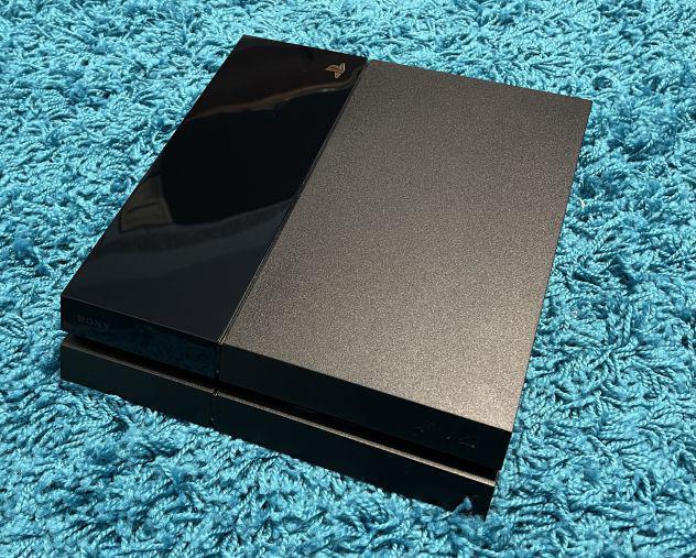Ps4 - 500 gb black