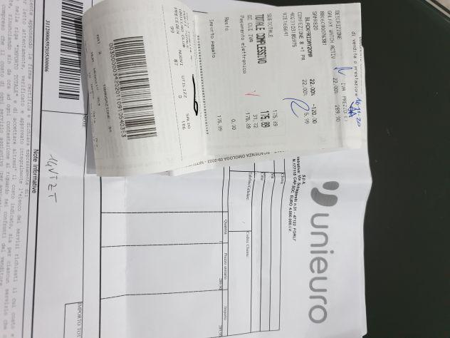 Samsung Active 2 versione Italiana da 44mm nuovo con diritto