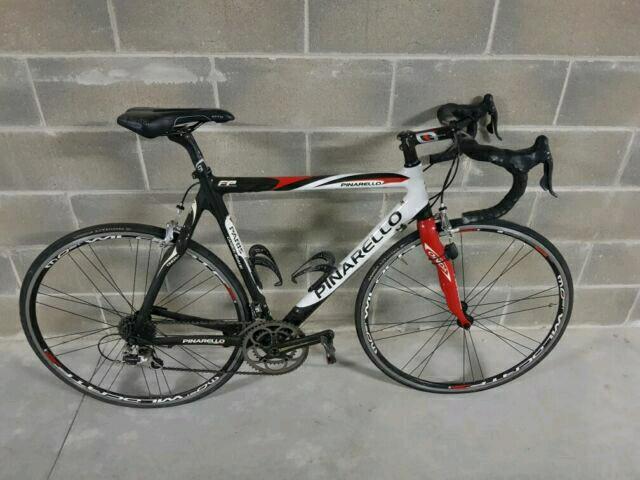Bici corsa pinarello paris carbon