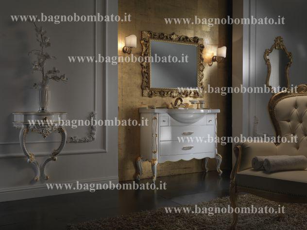 Mobile bagno stile barocco