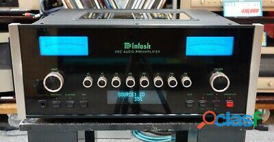 Preamplificatore McIntosh C50 audio/music