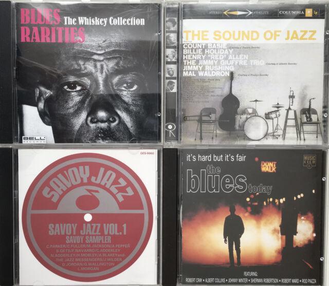 Cd blues e jazz
