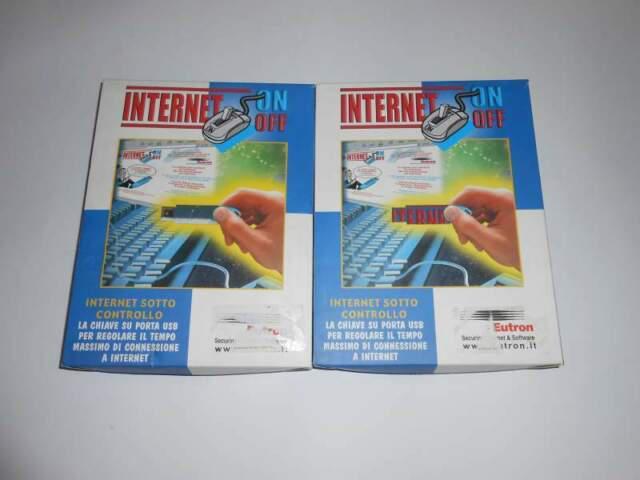 Chiave usb internet sotto controllo