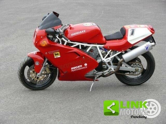 Ducati 600 super sport monoposto