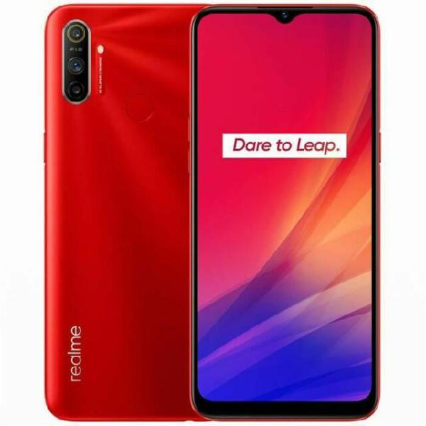 Realme c3 blazing red 64 go