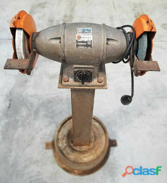 Mola elettrica con basamento Tommasi & Bonetti T05