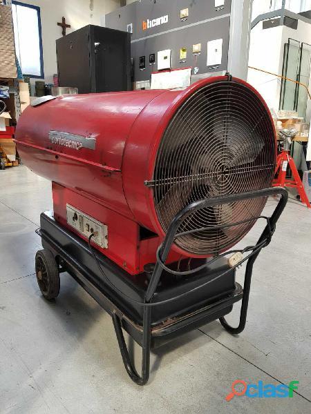 Riscaldatore Portotecnica   cannone aria calda