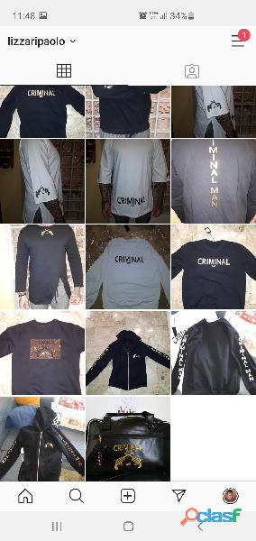 Srock Abbigliamento criminal man marchio italiano 2