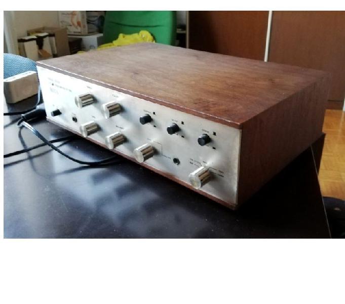 Amplificatore vintage rota otl-5000