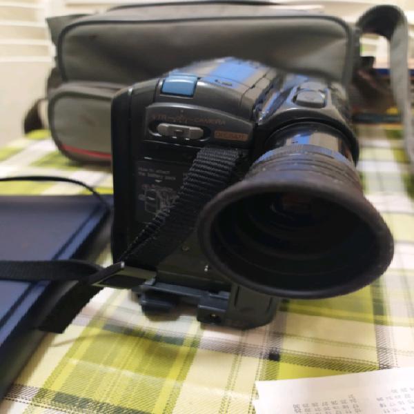 Fotocamera panasonic con cassetta