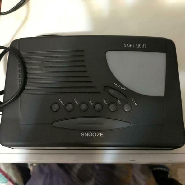 Radiosveglia usata kevler funzionante