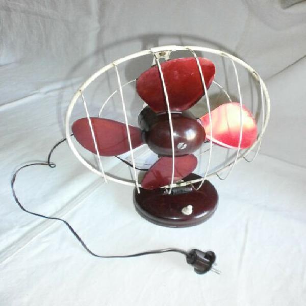 S.giorgio: antico ventilatore da tavolo