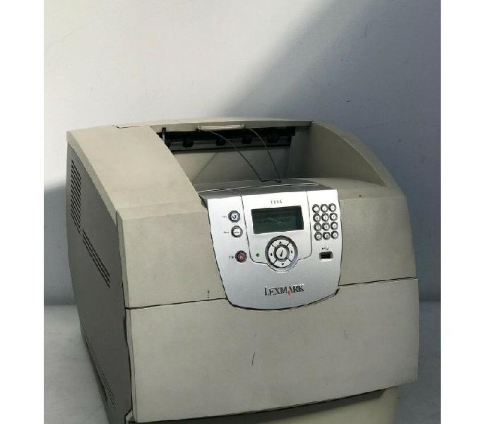 Stampante lexmark t644 laser mono stampante monocromatica a