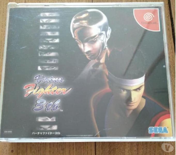 Virtua fighter 3 tb (dreamcast)
