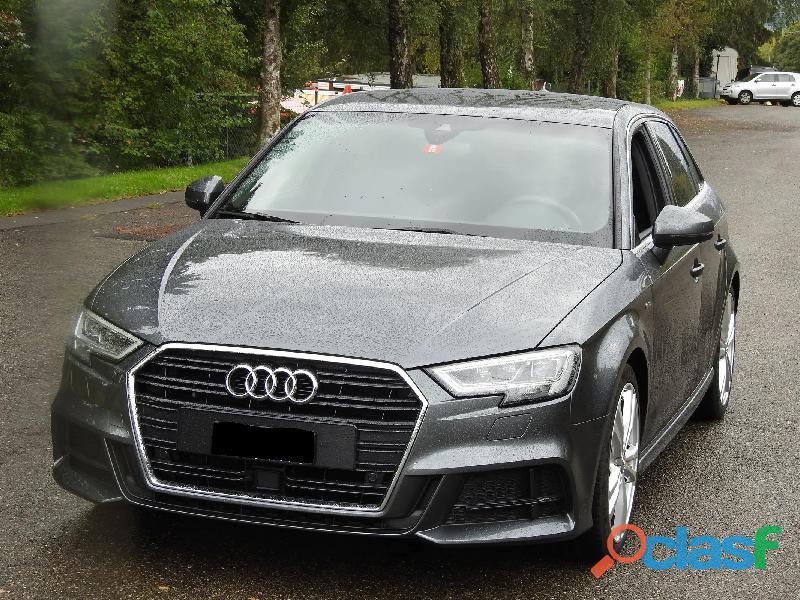 Audi A3 Sportback 1.5 TFSI S tronic Sport