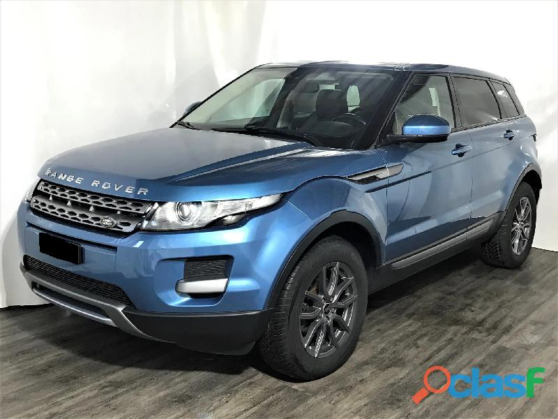 Land Rover Range Rover Evoque 2.2 SD4 Prestige AT9