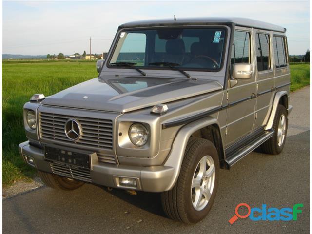 Mercedes BEnz G 270 Cdi