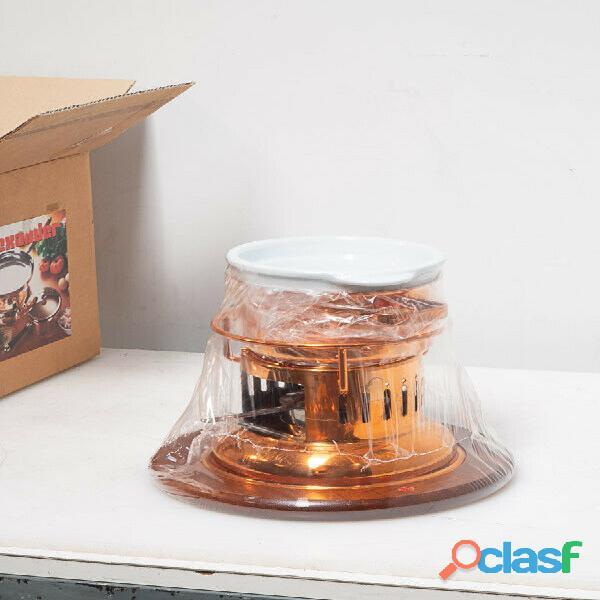 REGALI DI NATALE Cioccolatiera in rame Alexander fondue chocolate 3