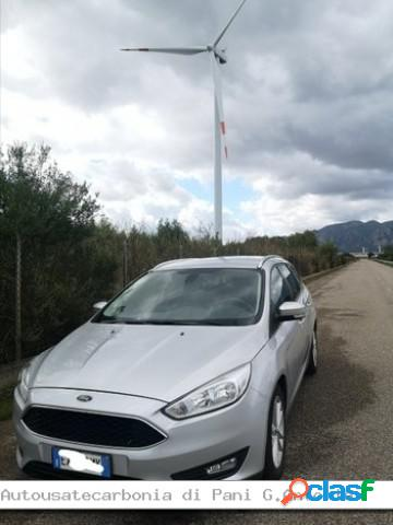 Ford focus station wagon diesel in vendita a carbonia (sud sardegna)