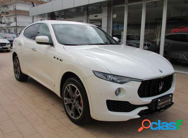 Maserati levante diesel in vendita a casoria (napoli)