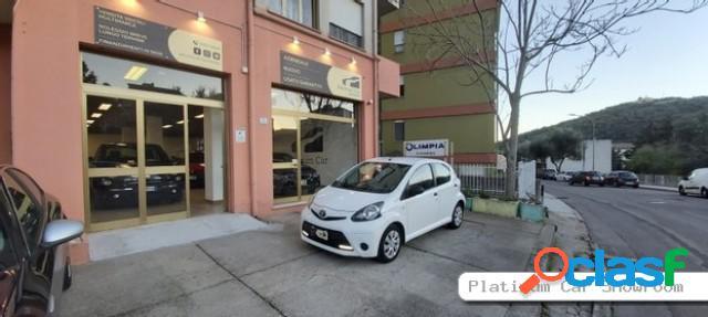 Toyota aygo 1ª serie benzina in vendita a nuoro (nuoro)