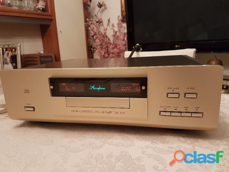 CD lettore Accuphase DP 65V