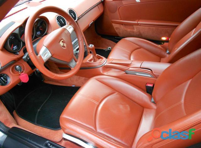 Porsche Cayman 2.7 4